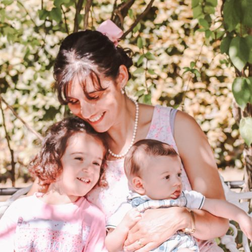 Mamma expat: Micol a Parigi