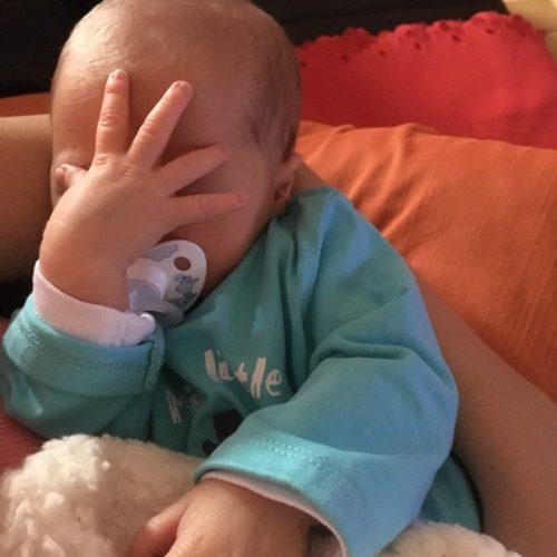 Le coliche del neonato